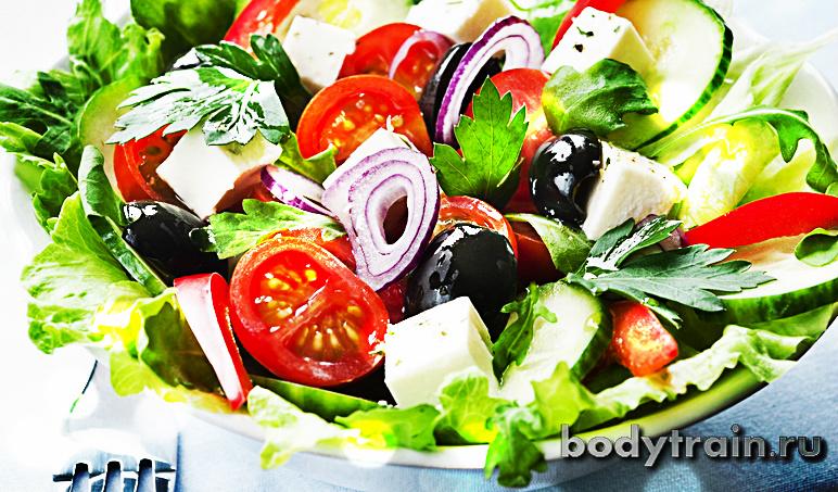 Овощи - источник клетчатки