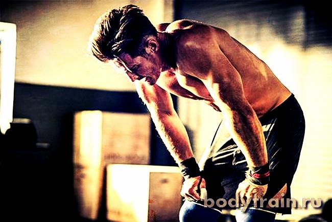 Предельная боль в мышцах