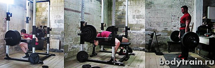 StrongLifts 5 х 5