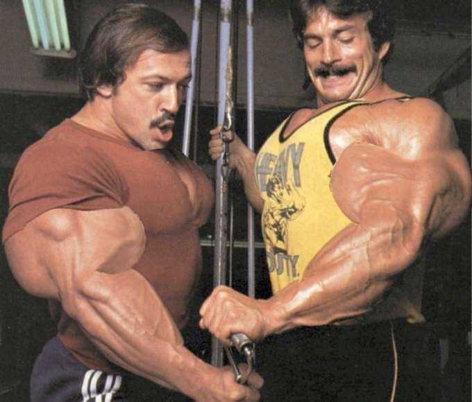 Mike Mentzer