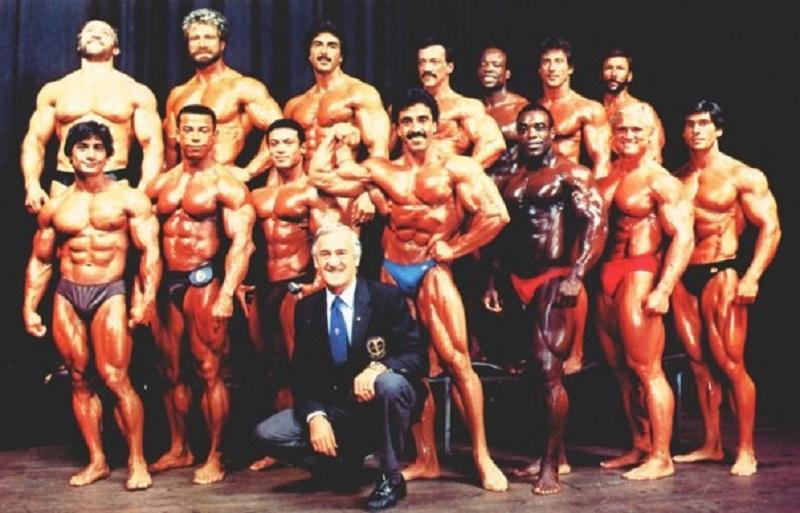 Мистер Олимпия 1982 года