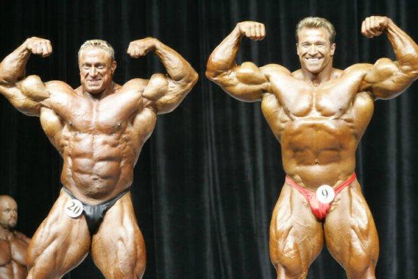 Маркус Рул (Markus Ruhl), Гюнтер Шлиеркамп (Gunter Schlierkamp), Мистер Олимпия 2006 года