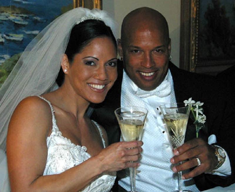 Свадебное фото Шона Рея.