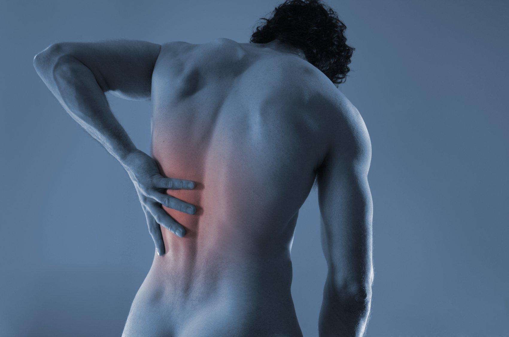 Настольная книга для тех у кого болит спина - Сара Ки