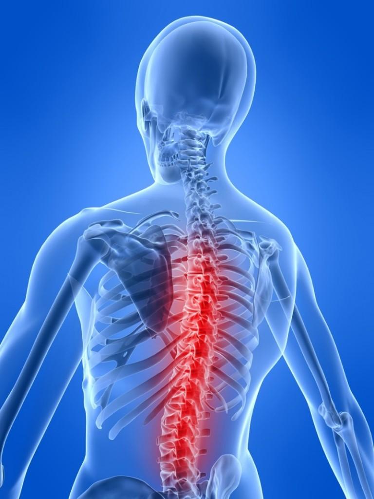 bolit spina v oblasti pozvonochnika mezhdu lopatkami