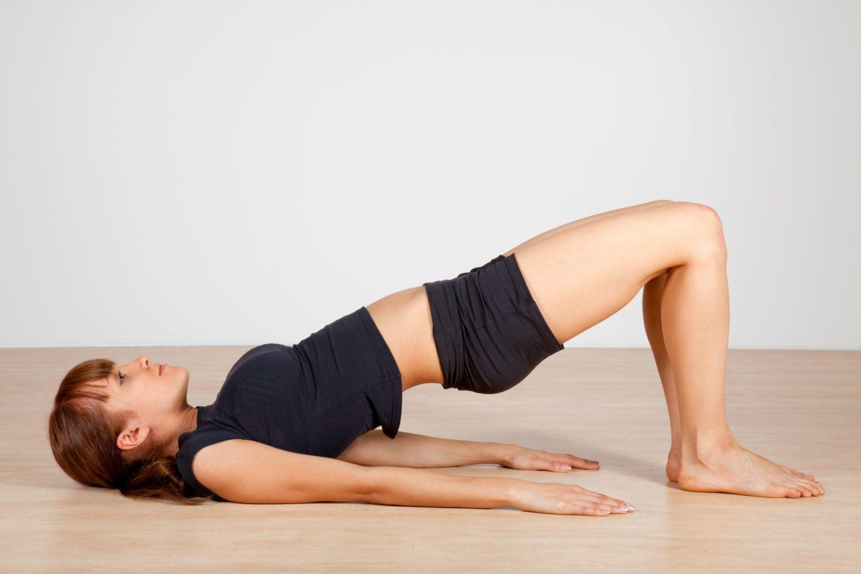 Ягодичная мышца. Анатомия и упражнения