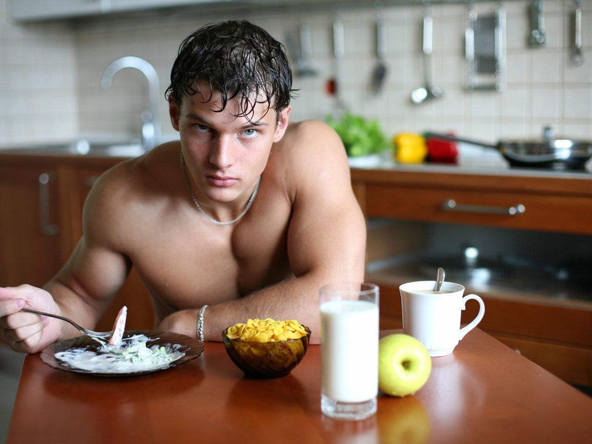 Какую пищу нужно употреблять чтобы набрать вес