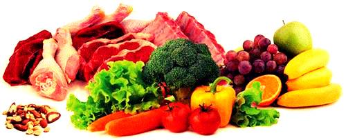 Кремлёвская диета полная таблица продуктов и готовых блюд