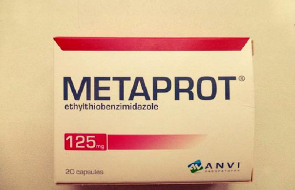 Метапрот - нестероидный стимулятор. Он широко известен в мире бодибилдинга