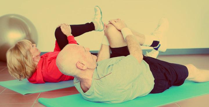 Упражнения при боли в коленном суставе повреждение суставной губы тазобедренного сустава