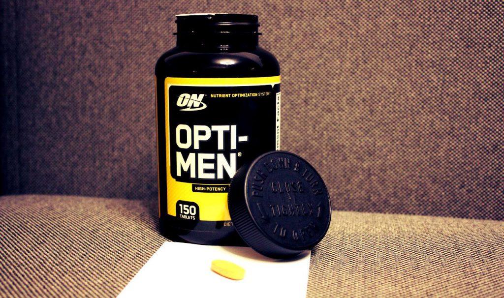 Витамины Opti Men - минеральный комплекс для мужчин