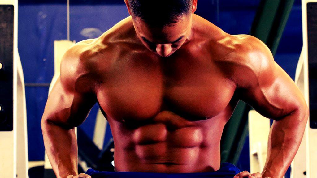 Тяга Рейдера - редкое упражнение для расширения грудной клетки