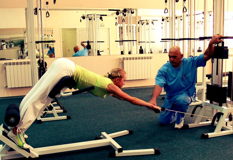 Упражнения для седалищного нерва с картинками 12