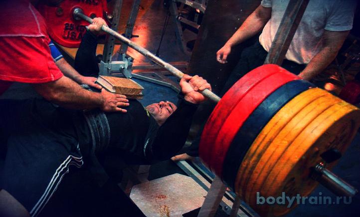 Тренировка разных мышечных волокон