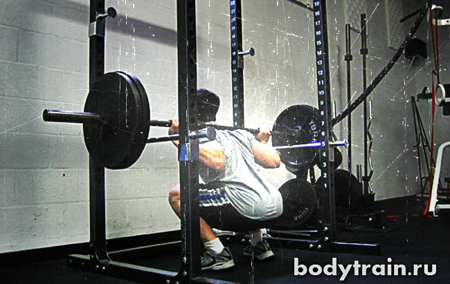 Освоение техники упражнений
