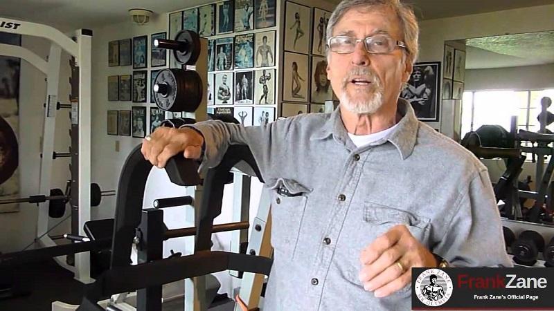 Фрэнк Зейн в свои 70 лет.
