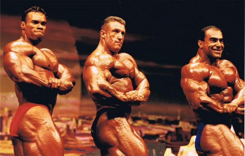 Мистер Олимпия 1995