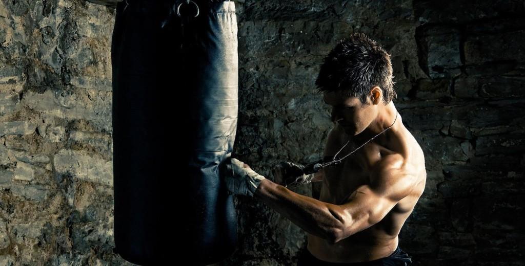 kak pravilno bintovat ruku bokserskim bintom photo