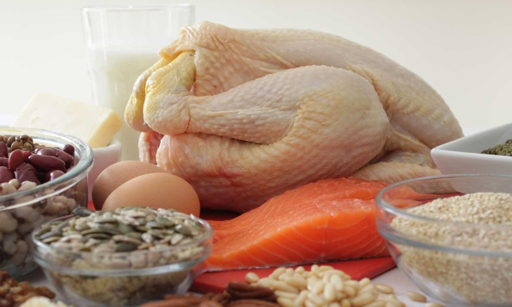 Продукты богатые белками и витаминами — Сайт о похудении