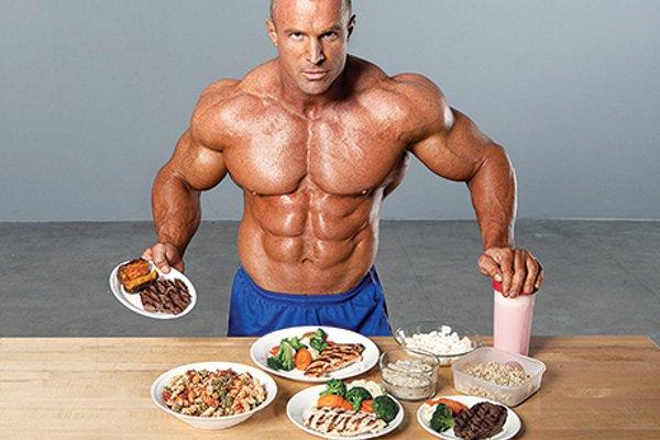 Еда после тренировки