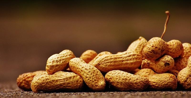 польза от арахиса