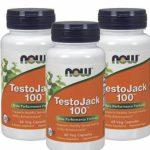 TestoJack 100 от NOW